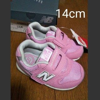 New Balance - ニューバランス 996 新品 14cm ピンク