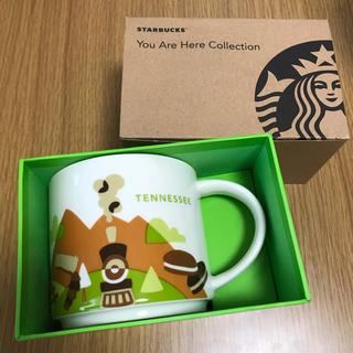 スターバックスコーヒー(Starbucks Coffee)のスタバ マグカップ テネシー(グラス/カップ)