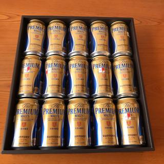 サントリー(サントリー)のmomo様予約品 プレミアムモルツ 15本 他(ビール)