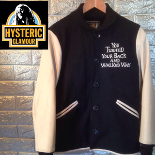 HYSTERIC GLAMOUR - 【美品】HYSTERIC GLAMOUR ヒステリックグラマー スタジャン S