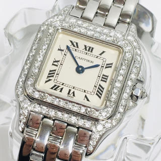 Cartier - Cartier カルティエ パンテールSM ダイヤ