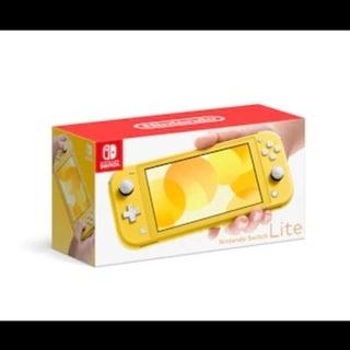 Nintendo Switch - 新品未開封 Nintendo Switch Lite イエロー