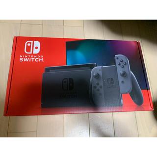 Nintendo Switch - ニンテンドー Switch  グレー 充電長持ちver