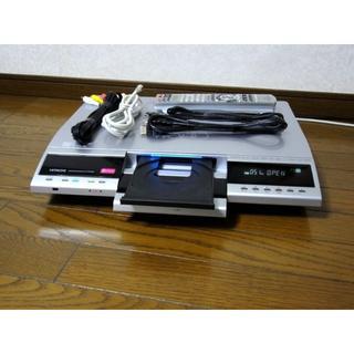 ヒタチ(日立)の地デジ/BS/CS 2番組同時録画 DVDレコーダー DV-DH250S(DVDレコーダー)