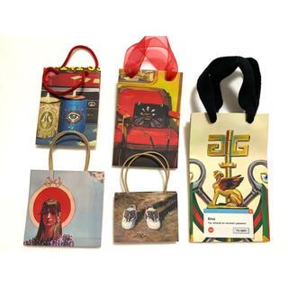 【おまけ付き】ミニ紙袋セット(ラッピング/包装)
