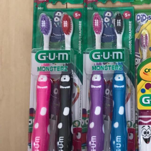 SUNSTAR(サンスター)のGOOD様 キッズ/ベビー/マタニティの洗浄/衛生用品(歯ブラシ/歯みがき用品)の商品写真