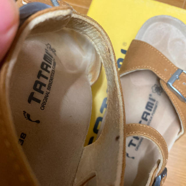 MARGARET HOWELL(マーガレットハウエル)のMHL TATAMI サンダル レディースの靴/シューズ(サンダル)の商品写真