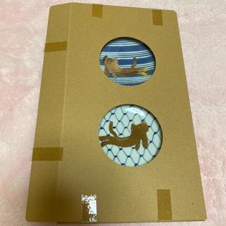 ツモリチサト(TSUMORI CHISATO)のツモリチサト 有田焼 豆皿2枚セット 新品未使用(食器)