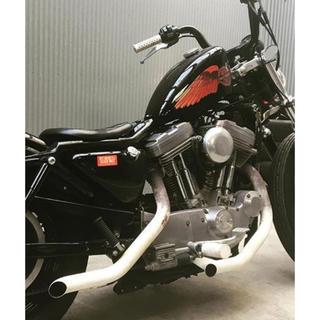 ハーレーダビッドソン(Harley Davidson)のXLH883 nice motorcycle フルカスタム スポーツスター(車体)