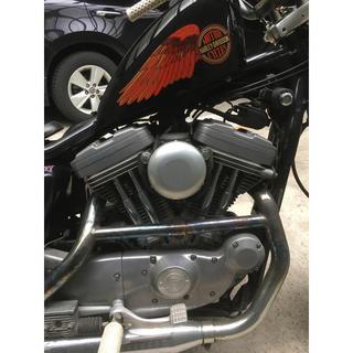 ハーレーダビッドソン(Harley Davidson)の画像確認用(車体)