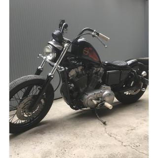 ハーレーダビッドソン(Harley Davidson)の画像確認(車体)