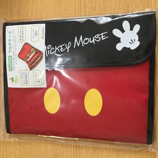 Disney - 【新品未使用】母子手帳ケース*ミッキー/ディズニー