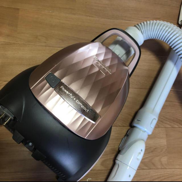Panasonic(パナソニック)のPanasonic 掃除機 スマホ/家電/カメラの生活家電(掃除機)の商品写真
