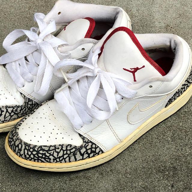 NIKE(ナイキ)のair jordan 24cm 【期間限定sale】 レディースの靴/シューズ(スニーカー)の商品写真