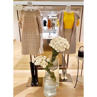 FOXEY - ♡ Foxey ♡ Tweed long sleeve dress 38
