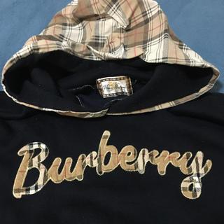 BURBERRY - burberry バーバリー パーカー 80s 90s