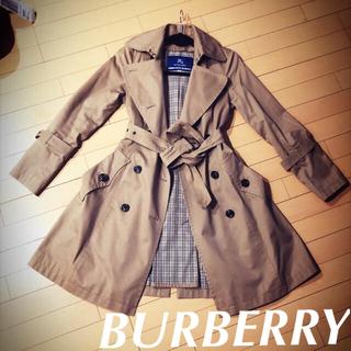 BURBERRY - 美品 バーバリー トレンチコート ベージュ ビジネス