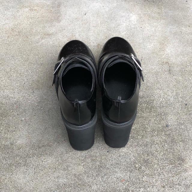 Bershka(ベルシュカ)のBershka ローファー ブーティー レディースの靴/シューズ(ブーティ)の商品写真