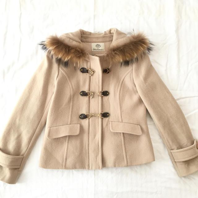 CLEAR IMPRESSION(クリアインプレッション)のダッフルコート レディースのジャケット/アウター(ダッフルコート)の商品写真