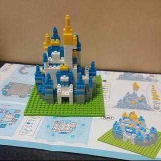 Disney - 最終値下ナノブロック シンデレラ城