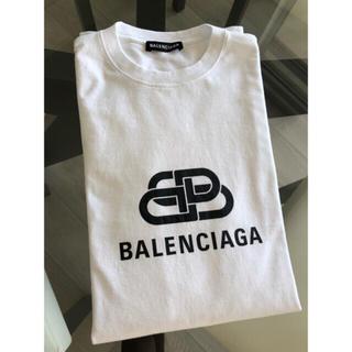 バレンシアガ(Balenciaga)のバレンシアガ   Tシャツ 新品未使用 XS(Tシャツ/カットソー(半袖/袖なし))