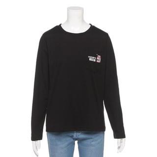 ラブトキシック(lovetoxic)の新品ラブトキ 長袖Tシャツ140 黒(Tシャツ/カットソー)
