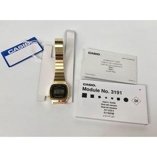 カシオ(CASIO)のカシオ スタンダード 腕時計 LA-670WGA-1 CASIO レディース(腕時計)