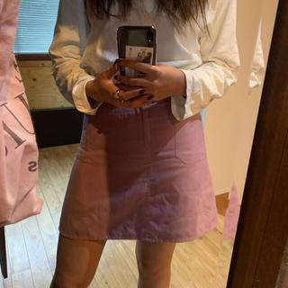 ジュエティ(jouetie)のjouetie 台形スカート(ミニスカート)