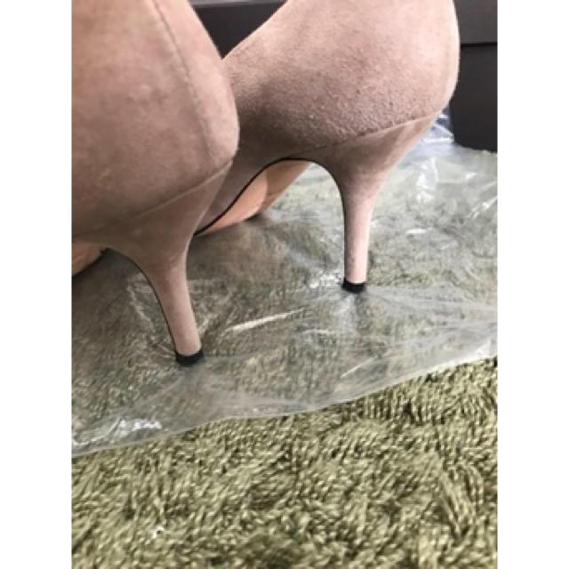 PELLICO(ペリーコ)のペリーコ Vカット パンプス アンドレア 37.5 レディースの靴/シューズ(ハイヒール/パンプス)の商品写真