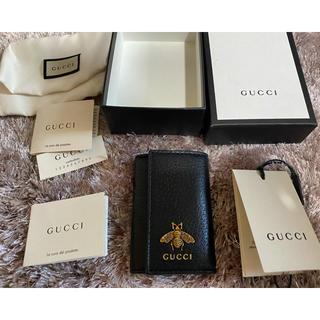 Gucci - GUCCI キーケース アニマリエ