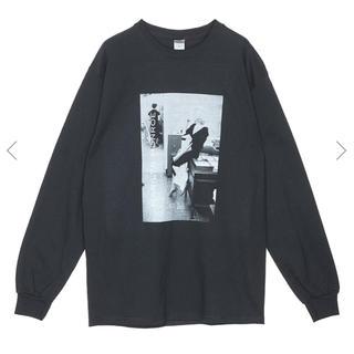 アメリヴィンテージ(Ameri VINTAGE)のameri マリリンモンローロンT(Tシャツ/カットソー(七分/長袖))