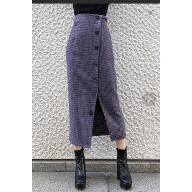MURUA(ムルーア)のタイトスカート レディースのスカート(ひざ丈スカート)の商品写真