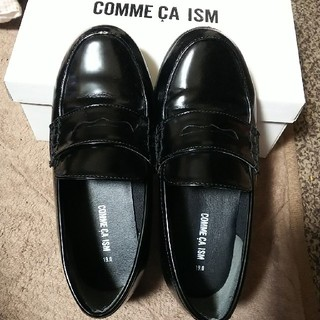 COMME CA ISM ローファー