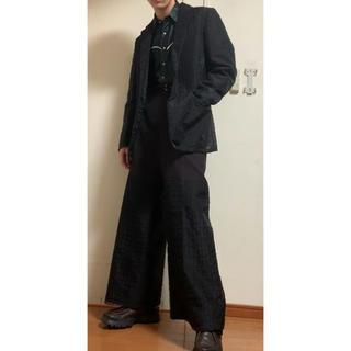 JOHN LAWRENCE SULLIVAN - コムサコレクション  和紙切り替え セットアップ【超希少】