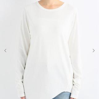 DEUXIEME CLASSE - 新品★ドゥーズィエムクラス Layering Tシャツ★ホワイト