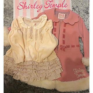 Shirley Temple - シャーリーテンプル ワンピース コート セット