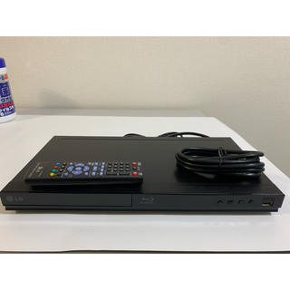 LG Electronics - BD,DVDディスクプレイヤー LG BP120 リモコン付き