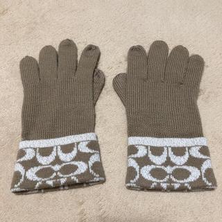 COACH - 手袋