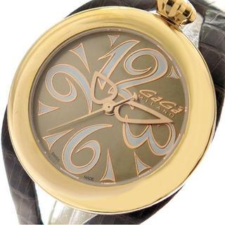 ガガミラノ(GaGa MILANO)のガガミラノ【ブラウン】腕時計 GAGA MILANO 6071.02★送料無料(腕時計)