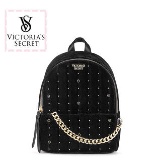 Victoria's Secret - ヴィクトリアシークレット ベルベット ミニ リュック【新品】【即日発送】