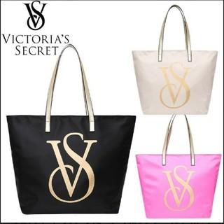 Victoria's Secret - 新品 ヴィクトリアシークレット ヴィクシー バッグ かばん トート PINK 鞄