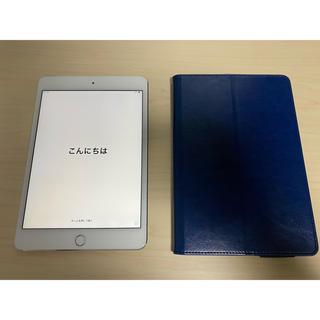 Apple - SIMロック解除済 iPad mini 4 64GB シルバー au