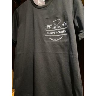 コウダンシャ(講談社)の進撃の巨人 新品 半袖Tシャツ M(Tシャツ(半袖/袖なし))