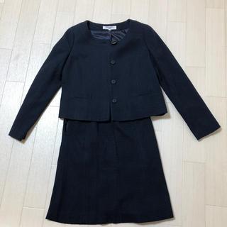 ナチュラルビューティーベーシック(NATURAL BEAUTY BASIC)のNATURAL BEAUTY BASIC ツイードスーツ(スーツ)