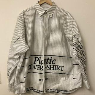 doublet プラスチックシャツ 初期