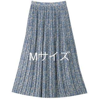 しまむら - 新品未使用 プチプラのあや プリーツスカート Mサイズ しまむら