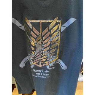 コウダンシャ(講談社)の進撃の巨人 半袖 Tシャツ M 新品(Tシャツ(半袖/袖なし))