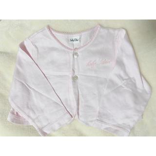 ベビーディオール(baby Dior)の美品 ベビーディオール 12-18M(カーディガン/ボレロ)