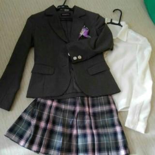卒業式 スーツ 150