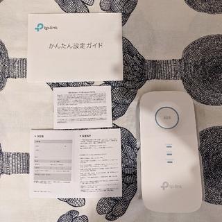 TP-Link WIFI 無線LAN 中継器  RE650 外箱欠品